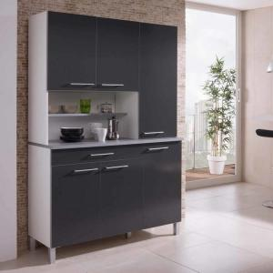 meuble cuisine glossy 3337