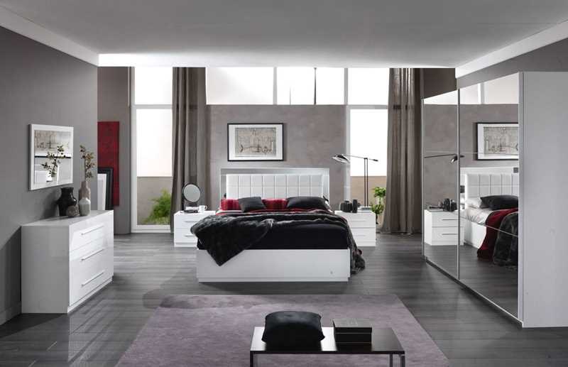 Chambre à coucher cleo - Armonia Armonia