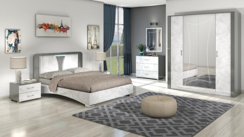 Chambre à coucher olivia - Armonia Armonia