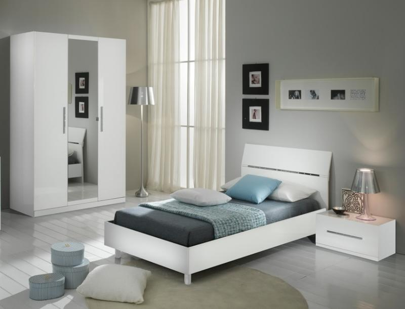 chambre ado gloria 3 l ments armonia armonia. Black Bedroom Furniture Sets. Home Design Ideas