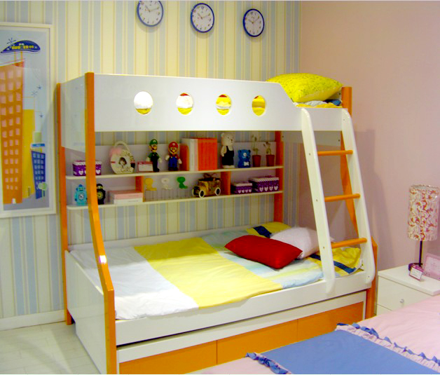 Armonia lit superpose strasbourg design - Fabriquer des lits superposes ...