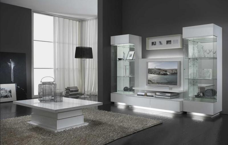 Meuble Tv Plasma : Meuble Tv Plasma Lux – Armonia Armonia
