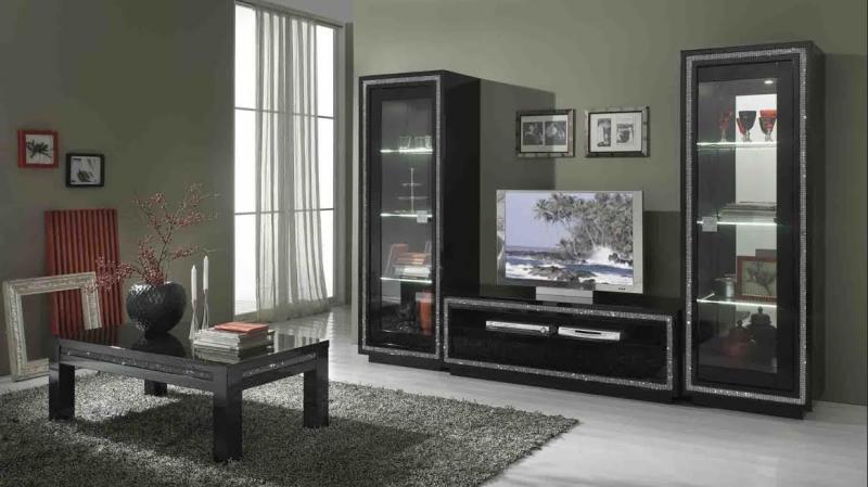 Meuble tv plasma prestige armonia armonia for Meuble prestige de france