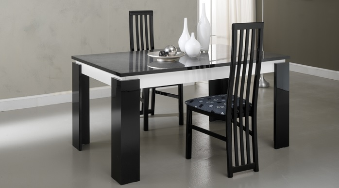 table manger polaris armonia armonia. Black Bedroom Furniture Sets. Home Design Ideas