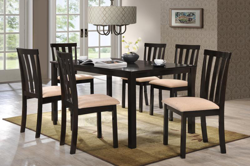 table manger rh 7008t 6 chaises rh 71258 c armonia armonia. Black Bedroom Furniture Sets. Home Design Ideas